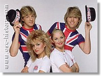Bucks Fizz, United Kingdom, 1981