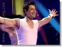 Sakis Rouvas, Greece, 2004