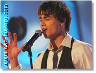 Alexander Rybak, Norway, 2009