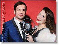 Electro Velvet, United Kingdom, 2015