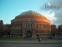 United Kingdom,London, Royal Albert Hall