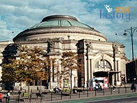 United Kingdom,Edinburgh, Usher Hall